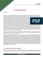 La interpretación acontecimiento.pdf