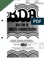 SCHIRATO, Vitor Rhein. a Ressureição Da Desparopriação Para Fins Urbanísticos in BDA.8.P976