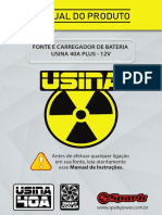 Manual_fonte_usina 40a - 12v 2019