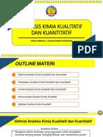 [1] Analisis Kualitatif Dan Kuantitatif