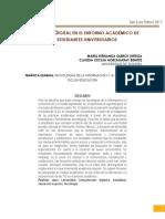 Literacidad digital en el entorno académico de los estudiantes universitarios.