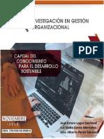 La Investigacion en Gestion Organizacional v10