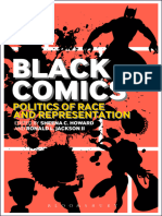 Black Comics Politics of Race and Representation