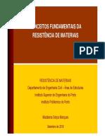 2-Noções Gerais Da Resistência de Materiais