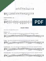 Partituras Conservatório Guitarra