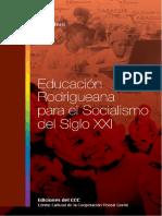 Educacion Rodrigueana Para El Socialismo