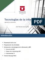TI 01 Introducción
