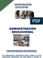 Administracion Educacional