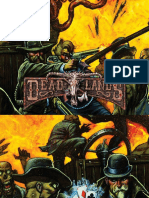Deadlands Reloaded - GM Screen