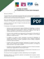 Lettre Ouverte FP 05 11 VUE