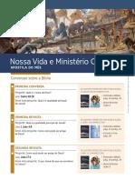 Vida e Ministério Cristão Janeiro de 2020