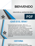Inducción Al Instructor Sena
