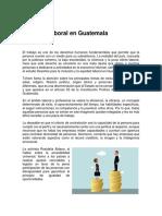 Equidad Laboral en Guatemala