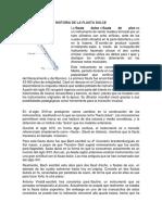 Historia de La Flauta Dulce