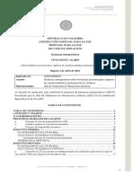 Sentencia Interpretativa TP SA SENIT 01 03 Abril 2019