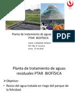 Ptar Biofisica