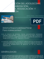 Resocializaciòn en SRPA