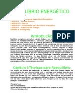 Apostila de Equilíbrio Energético - Junípero