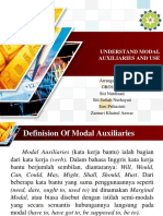 Understand Modal Auxiliaries and Use