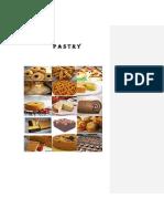 Buku Resep Pastry