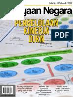 Media Kekayaan Negara Edisi No. 11 Tahun III _ 2012 - Pengelolaan Kinerja DJKN.pdf