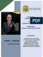 Innova Schools,Jorge Yzusqui