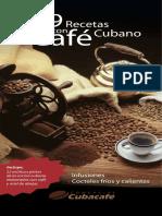 179 Recetas Con Cafe Cubano