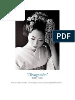 Análisis de Divagación de Rubén Darío