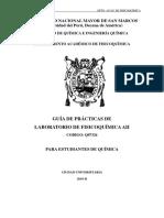 Guía 2019 de Fisicoquímica AII