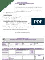 gcu student teaching evaluation of performance  step   standard 1 part ii - signed