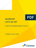 CEP Guaiba - 05-12-2018