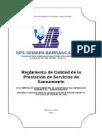 1ra Modificatora Reglamento de La Prestacion Res.027-2014-Gg