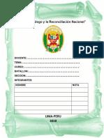 Monografia de Patrullaje Policial en Brasil