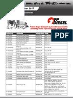 Fp Diesel Nov