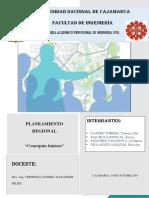 Desarrollo Regional-primer Informe