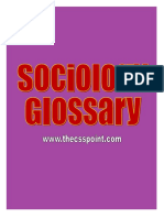 Glossary of Sociology.pdf