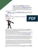 Optional Characters FFVII - Cópia