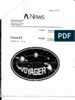 Voyagers 1 and 2 Backgrounder Press Kit