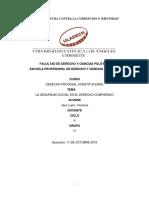 LA SEGURIDAD SOCIAL EN EL DERECHO COMPARADO.docx