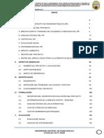 Pip Saneamiento Acraquia Junio 2016 - Copy