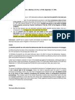 Prudential Bank v. Martinez -Digest