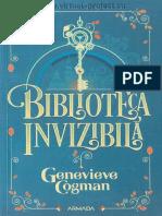 Genevieve Cogman - Biblioteca Invizibilă