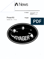 Voyagers 1 and 2 Press Kit