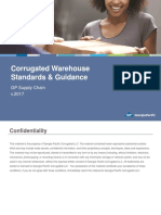 Corrugated Warehouse Standards & Guidance