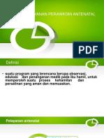 Pelayanan Perawatan Antenatal
