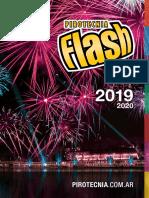 Catálogo Pirotecnia FLASH 2019