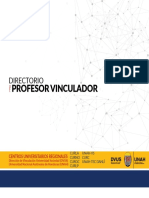Directorio Profesor Vinculador