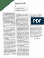Manila Bulletin, Nov. 4, 2019, House readies priority bill as session resumes.pdf