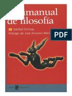 Michel Onfray. Antimanual de filosofía.pdf
