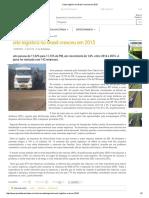 Custo Logístico No Brasil Cresceu Em 2015-29-04 - Leitura Complementar